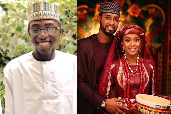 Police Stop 22-Year-Old Man From Committing Suicide Over Inability To Marry Buhari's Daughter, Hanan 1