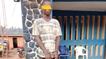 God Asked Me To Kill Native Doctor Because He Was Disturbing Me Spiritually - Pastor Confesses 6