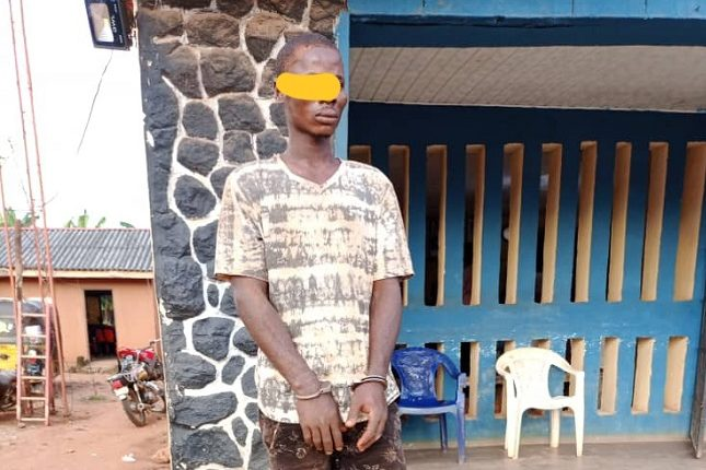 God Asked Me To Kill Native Doctor Because He Was Disturbing Me Spiritually - Pastor Confesses 1