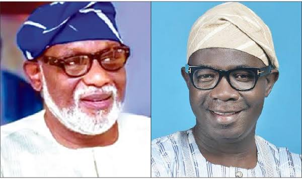 Ondo Election: Agboola Ajayi Accuses Gov Akeredolu Of Alleged Plans To Send Thugs After Him 1