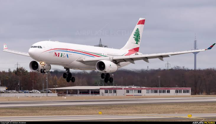 International Flights Resume In Nigeria As Middle East Airlines Plane Lands At Lagos Airport 1