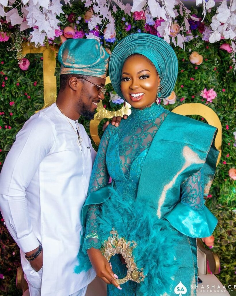 Man who applied for position of best friend through email finally marries his dream girl - See his letter plus wedding pictures 17
