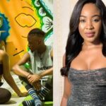 #BBNAIJA2020: Erica Disqualified from Big Brother Naija for insulting and threatening Laycon 23