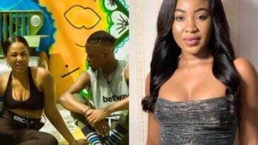#BBNAIJA2020: Erica Disqualified from Big Brother Naija for insulting and threatening Laycon 9