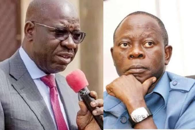 We've Dealt With Oshiomhole At National Level, I'll Bury Him During Edo Election – Governor Obaseki 1