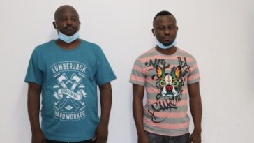 INTERPOL Arrests Two Nigerians Fo‎r Defrauding German Company ‎€14.7 Million In COVID-19 Scam 2
