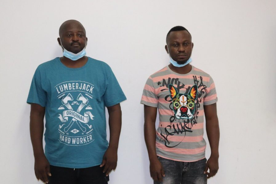 INTERPOL Arrests Two Nigerians For Defrauding German Company €14.7 Million In COVID-19 Scam 1