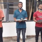 EFCC Arrests Three Suspected Internet Fraudsters In Abuja, Sieze Two Lexus SUVs [Photos] 28