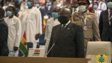 Ghana's President, Nana Akufo-Addo, Elected New Chairman Of ECOWAS 3