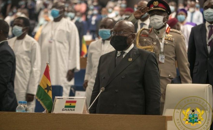 Ghana's President, Nana Akufo-Addo, Elected New Chairman Of ECOWAS 1