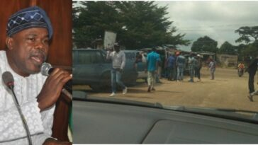 Ondo Assembly Speaker Claims 'Thugs' Who Invaded Parliament Complex Came For Prayers 2