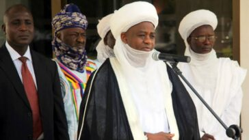 """Southern Kaduna Killings Is Madness And Has To Be Stopped Immediately"" - Sultan Of Sokoto 7"