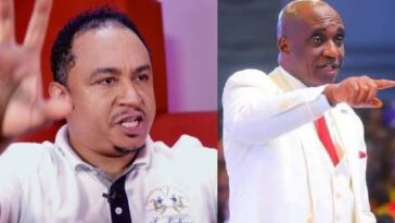 """You're A Racist"" - Daddy Freeze Responds To Pastor Ibiyeomie's Insults, Death Threat [Video] 9"