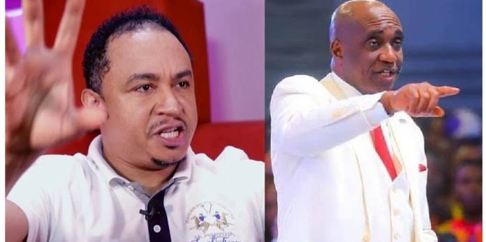 """""""You're A Racist"""" - Daddy Freeze Responds To Pastor Ibiyeomie's Insults, Death Threat [Video] 1"""