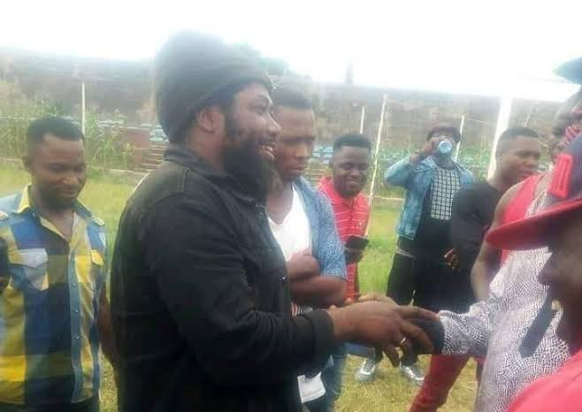 Benue's Most Wanted Criminal, Gana Arrested By Military After He Surrendered To Governor Ortom 3