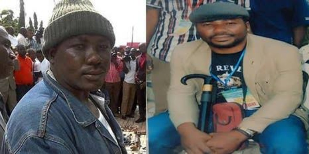 Benue's Most Wanted Criminal, Gana Arrested By Military After He Surrendered To Governor Ortom 1