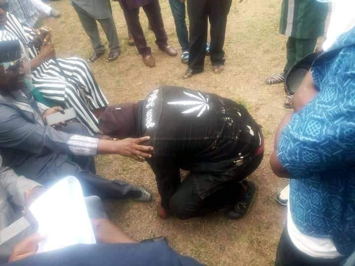 Nigerian Army Kills Benue's Most Wanted Criminal, Gana After He Surrendered To Governor Ortom 3