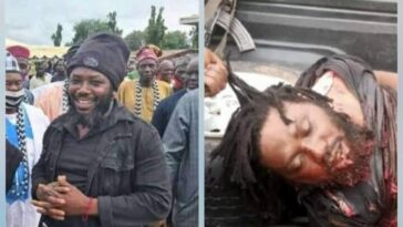 """My Husband Surrendered So He Could Work For God"" - Widow Of Slain Benue Criminal, Gana 6"