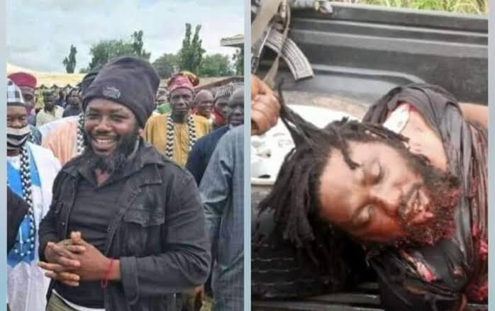Nigerian Army Kills Benue's Most Wanted Criminal, Gana After He Surrendered To Governor Ortom 1
