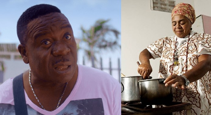 "Actor, Mr Ibu Dragged For Saying ""Cooking Is For Women And Should Be Done By Them"" 1"