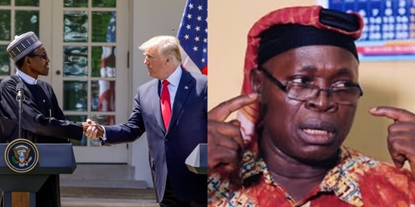 MURIC: Islamic Group Attacks Trump For Questioning Buhari About Killing Of Christians 1