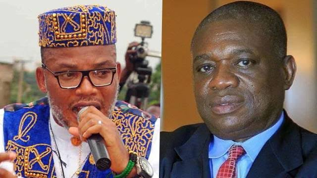 """You'll Be Beaten Up If Try Convincing Me To End Biafra Agitation"" - Nnamdi Kanu Warns Orji Kalu 1"