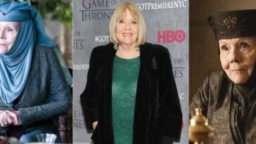 Legendary 'Game Of Thrones' Actress, Diana Rigg Dies Peacefully In Her Sleep After Cancer Battle 13