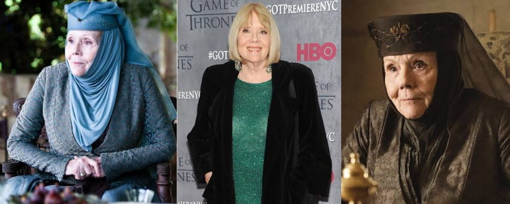 Legendary 'Game Of Thrones' Actress, Diana Rigg Dies Peacefully In Her Sleep After Cancer Battle 1