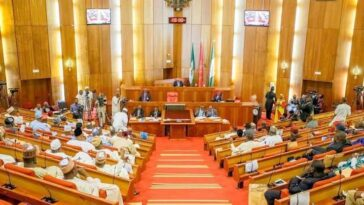 Senate Extends Date For Nigerians To Submit Memoranda For 1999 Constitution Amendment 3