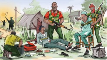 Gunmen Attacks Abuja Community, Abducts 3 Children, Pregnant Woman, Elderly Man, Others 2