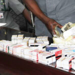 Customs Arrests Nigerian Man Traveling To Dubai With 2,886 ATM Cards At Lagos Airport 28