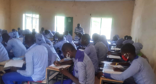WAEC Conducts Exams In Chibok, Six Years After Boko Haram Abducted Over 200 Schoolgirls 2