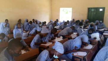 WAEC Conducts Exams In Chibok, Six Years After Boko Haram Abducted Over 200 Schoolgirls 1