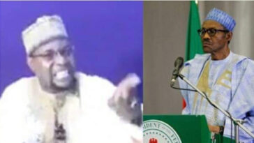 """Buhari Has Failed Nigerians, Those Praising Him Are Liars, Useless Hypocrites"" – Islamic Cleric [Videos] 5"