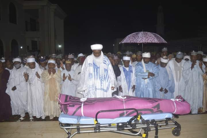 23-Year-Old Daughter Of Former Sokoto Governor, Sadiya Wamako Dies During Child Birth [Photos] 3