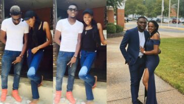 Nigerian Man Marries Young Lady Who Approached Him While Selling Oranges As A Child [Photos] 2