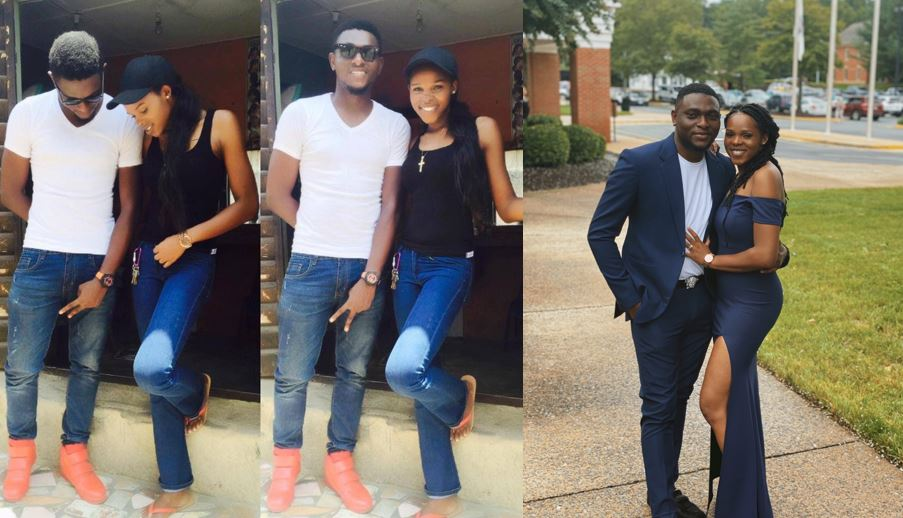Nigerian Man Marries Young Lady Who Approached Him While Selling Oranges As A Child [Photos] 1