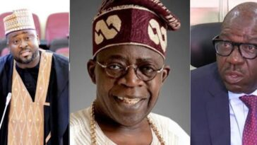 """Tinubu Is My Godfather, He's A Progressive Man"" - Desmond Elliot Replies Governor Obaseki 6"