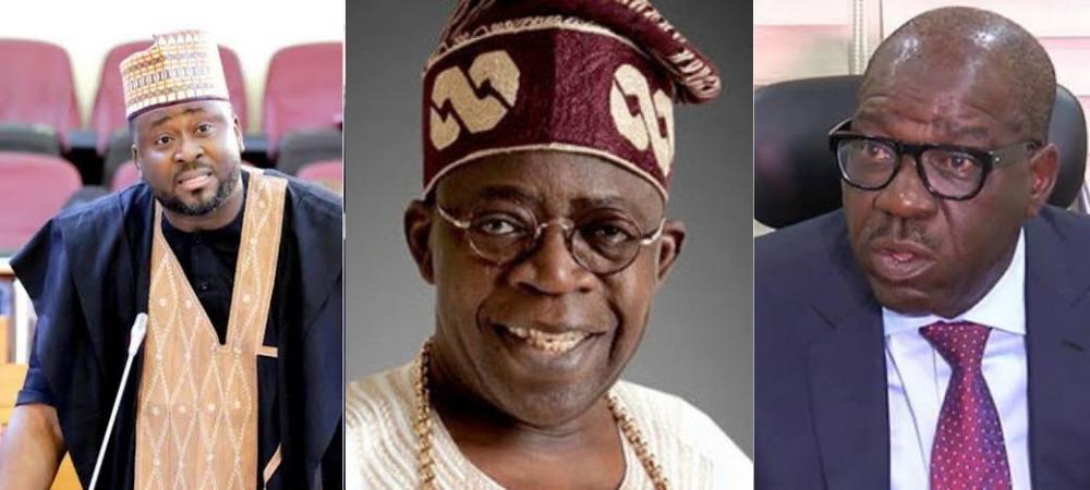 """Tinubu Is My Godfather, He's A Progressive Man"" - Desmond Elliot Replies Governor Obaseki 1"