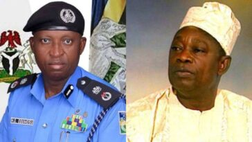 MKO Abiola's Sons Spends 9 Days In Detention Over Robbery, Files N100m Suit Against Police 4