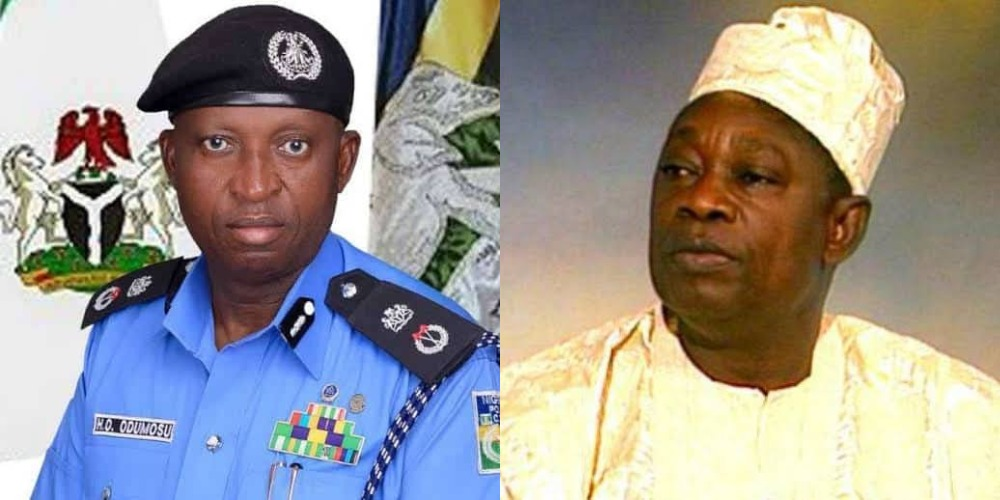 MKO Abiola's Sons Spends 9 Days In Detention Over Robbery, Files N100m Suit Against Police 1