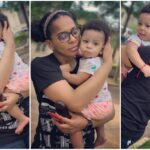 """I Had My Child Through Caesarean Section Because I Couldn't Wait To Meet Her"" - TBoss Reveals 27"