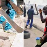 35-Year-Old Pregnant Woman, Risikat Saliman Shot Dead During Cult Clash In Lagos State 29