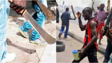 35-Year-Old Pregnant Woman, Risikat Saliman Shot Dead During Cult Clash In Lagos State 4