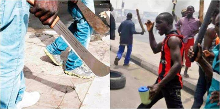 35-Year-Old Pregnant Woman, Risikat Saliman Shot Dead During Cult Clash In Lagos State 1