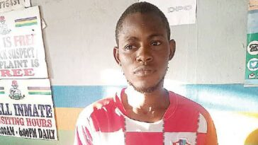 Randy Teacher Arrested For Repeatedly Rαping 15-Year-Old WAEC Candidate In Ogun State 6