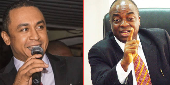 Daddy Freeze Finally Apologises For Calling Bishop Oyedepo A 'Bald-Headed Fowl' [Video] 1