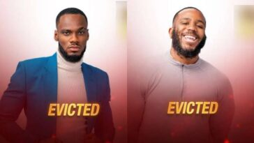 BBNaija: Prince And Kiddwaya Evicted From Big Brother Lockdown House 1