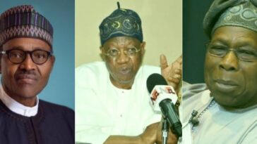 """President Buhari Saved Nigeria From Becoming A Failed State"" - Lai Mohammed Replies Obasanjo 5"