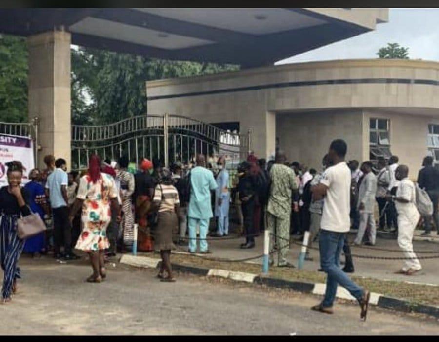 ASUU Locks Up Lagos State University, Students Ordered To Resume Next Week Monday [Video] 1